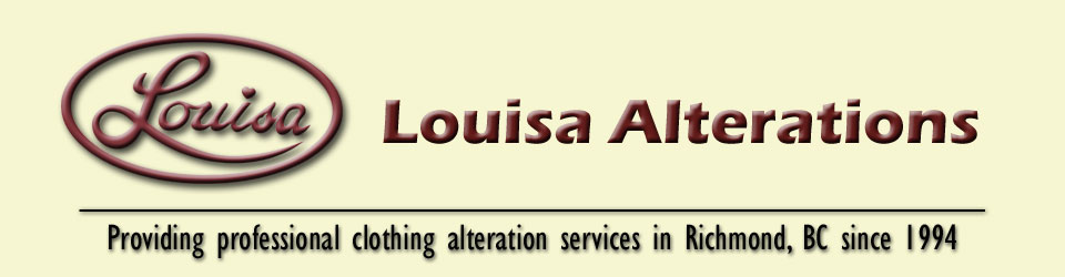 Louisa Alterations